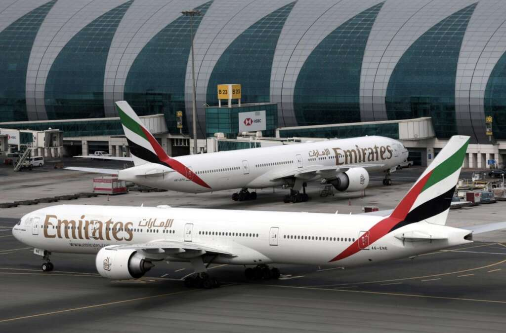 Combating, covid-19, coronavirus, Emirates, opens, flight booking, UAE residents, return