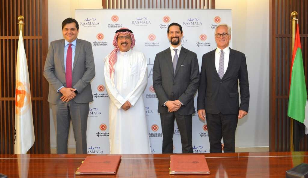 Ajman Bank launches Makaseb Real Estate Investments