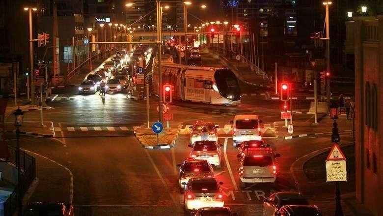 Arab man gets jail for jumping Dubai tram signal