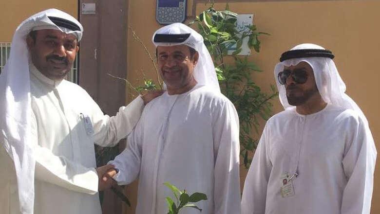 Abu Dhabi Municipality makes big push in green drive