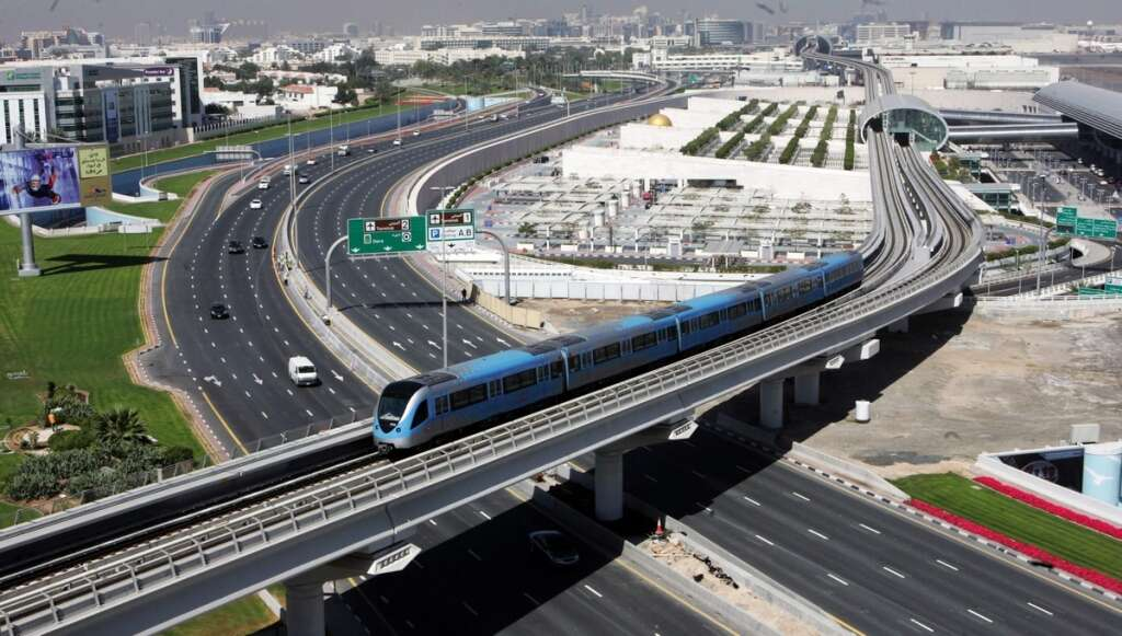 5 affordable apartments near Metro stations in Dubai