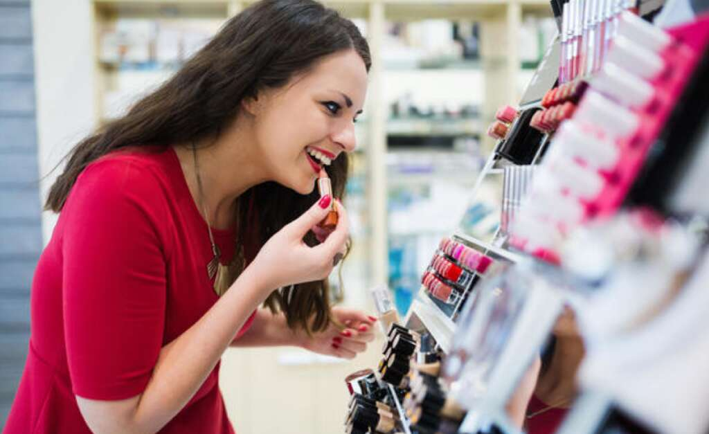 Why you should never try makeup testers in stores