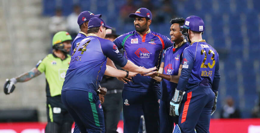 Bangla Tigers beat Qalandars to win third place