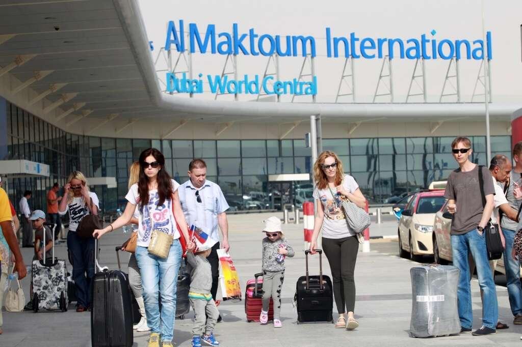 Dubai World Central Al Maktoum International Airport.-KT file photo