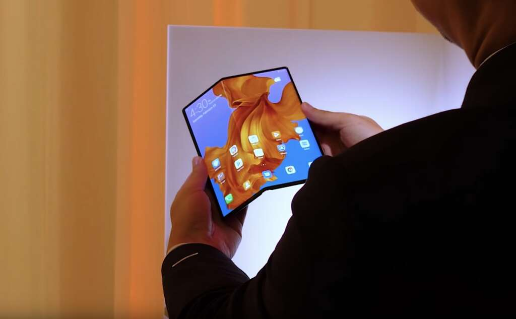 Good fold times: Huawei fires back with foldable Mate X - Khaleej Times
