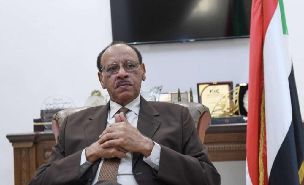 Sudan envoy, hails, UAE role, peace accord, Sudanese rebel groups, Mohammed Amin Abdullah Al Karib