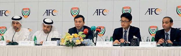 UAE announces bid for 2019 AFC Asian Cup
