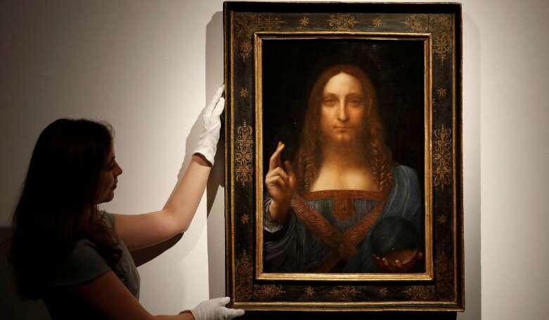 Louvre Abu Dhabi to unveil Salvator Mundi on Sept 18