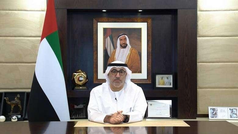 Abdul Rahman bin Mohammed Al Owais, uae vaccination policy, coronavirus, covid-19