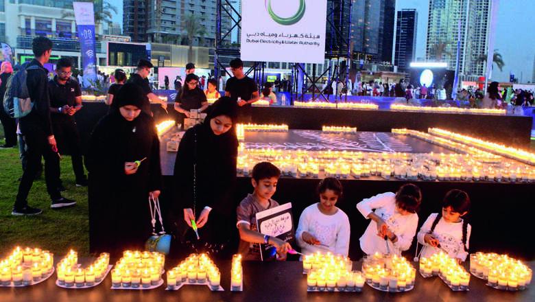 UAE landmarks go dark to mark Earth Hour