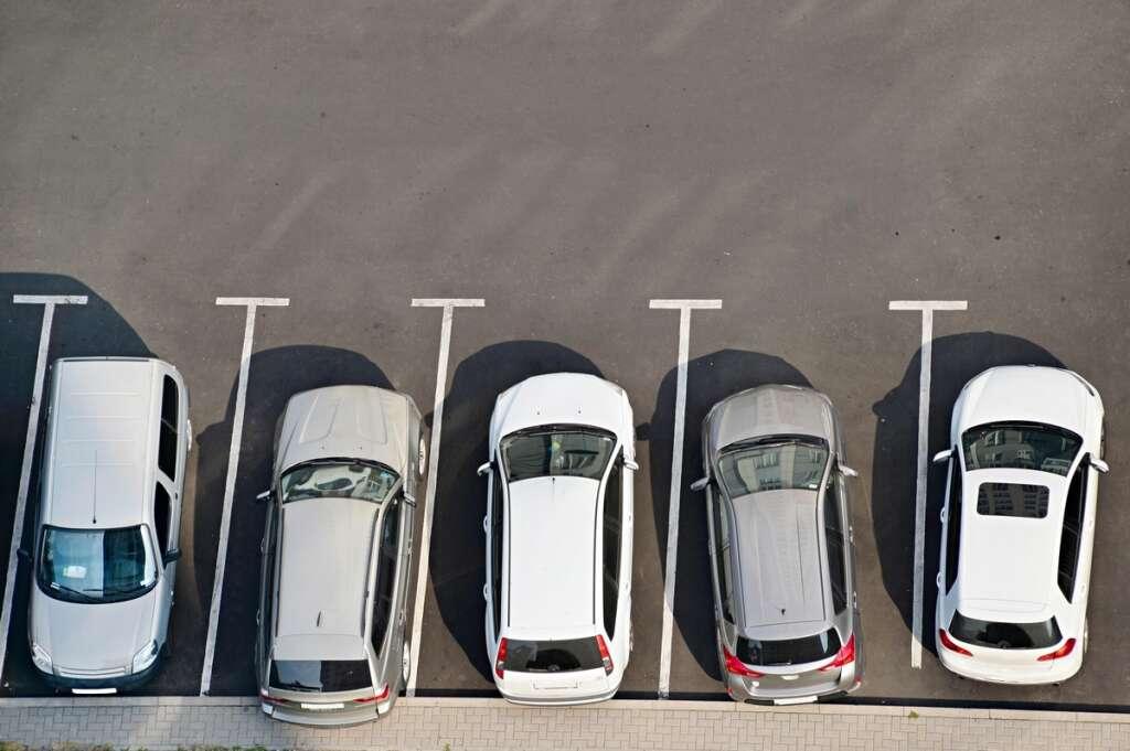 car parking, Abu Dhabi police