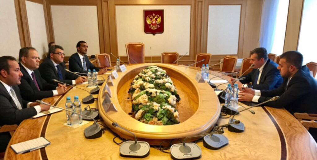 Riyadh pact should be basis for resolving Qatar row: Russia