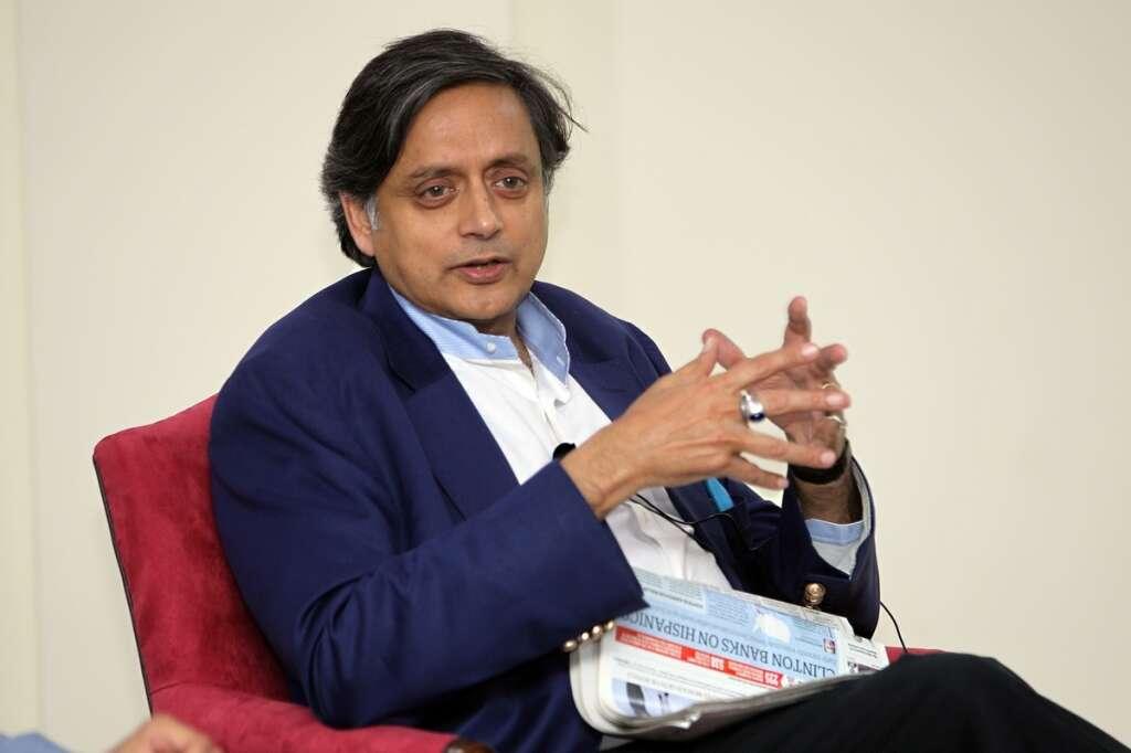 Video, Shashi Tharoor, golden rule, improving, vocabulary, unique, bizarre words, Tharoor