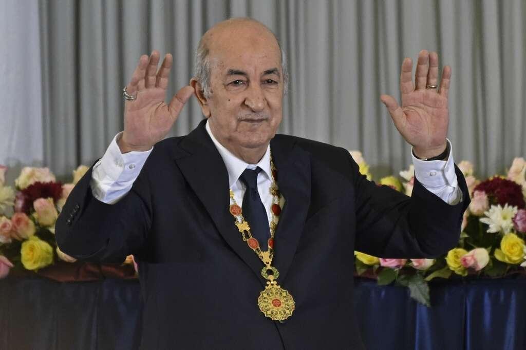 France, Algeria apology, Tebboune