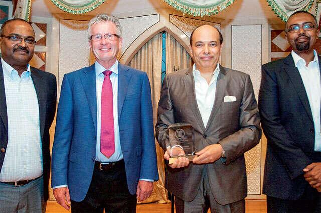 Galadari Ice Cream Company honoured as 'Developer of the