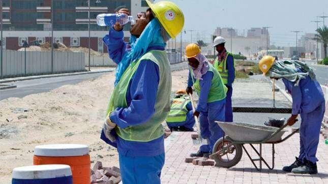 Midday break, workers, UAE, start, June 15, three-month, midday break rule
