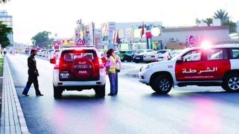 Ras Al Khaimah, police, coronavirus, Covid-19