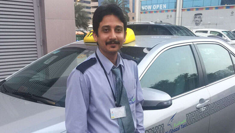 Watch: Pakistani 5-star chef becomes cabbie in UAE
