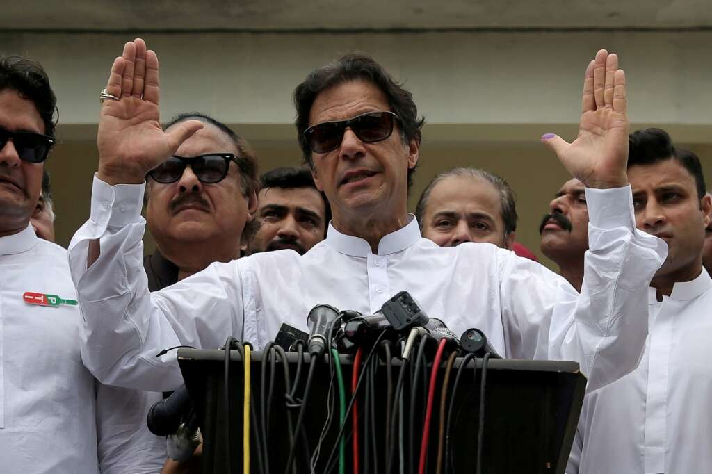 Change will begin from PM House, says Imran Khan