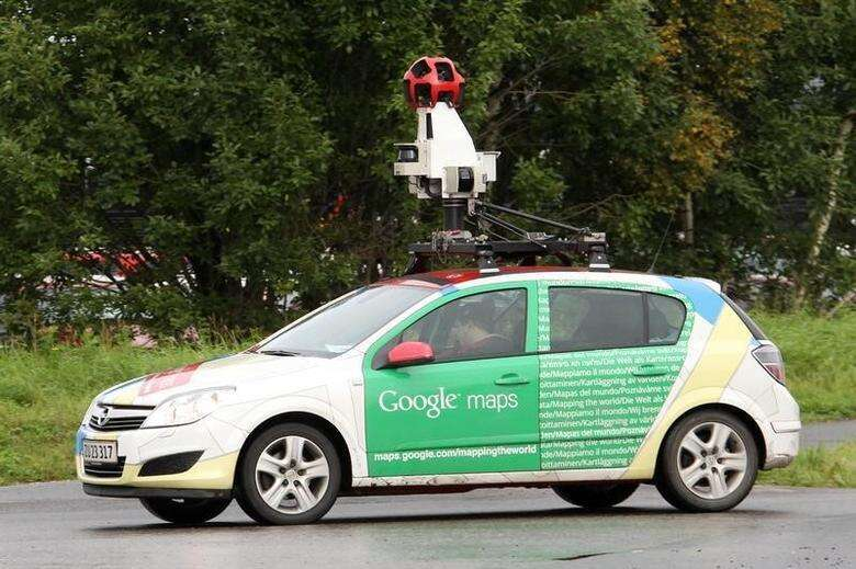 Googles Street View now has 16.1M km imagery