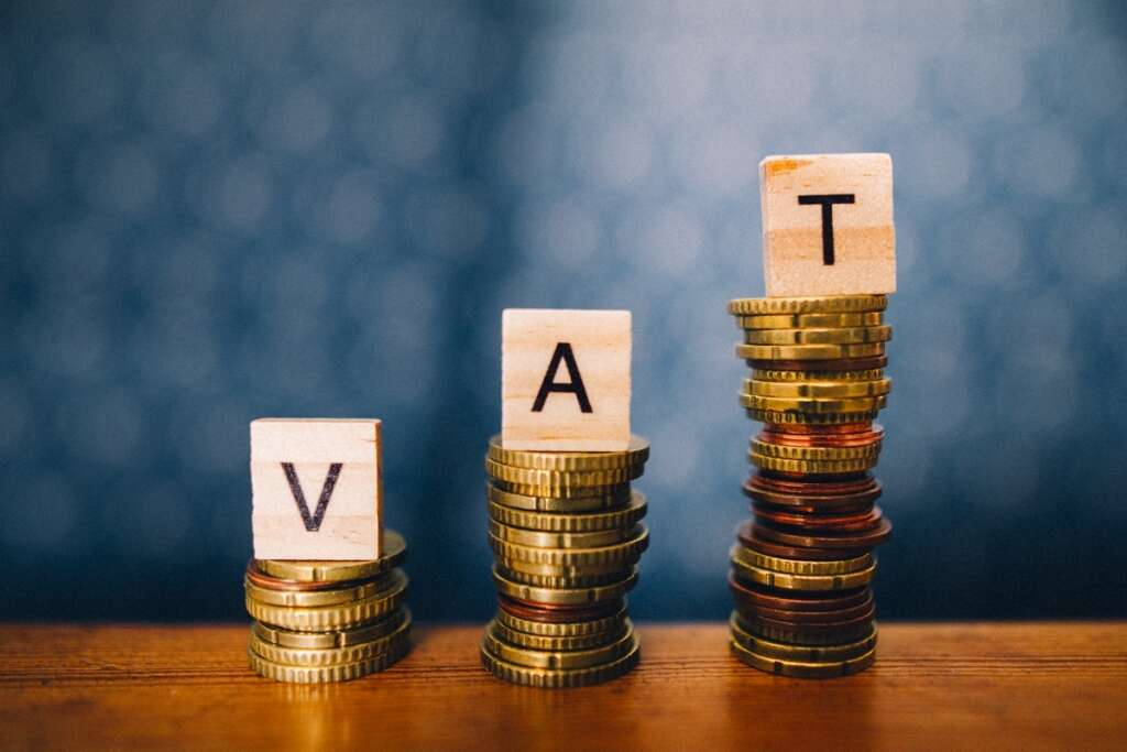 Company directors are required to pay 5% VAT
