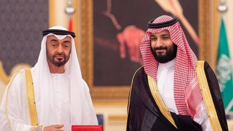 saudi crown prince, condoles, sheikh mohamed, death, brother