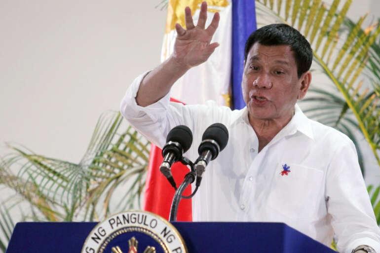 Rodrigo Duterte, Philippines, facebook