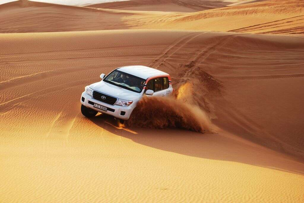 Desert Safari Dubai: An exciting experience