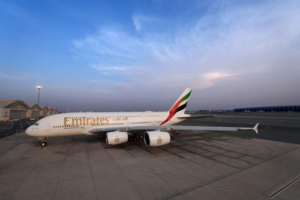 Emirates fourth-busiest airline globally