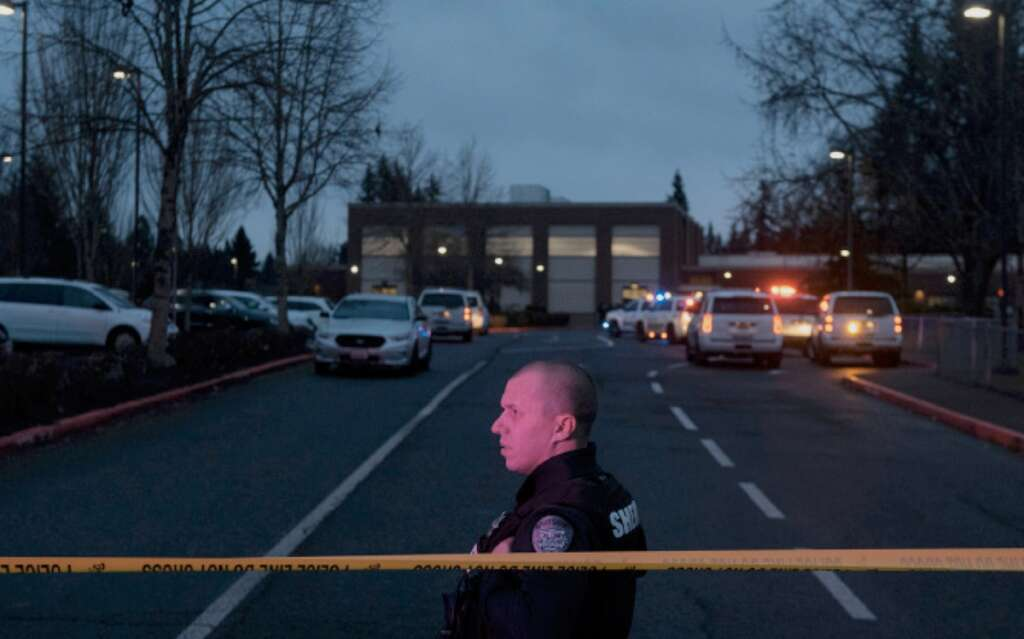 Washington, state school, Vancouver, Washington, US