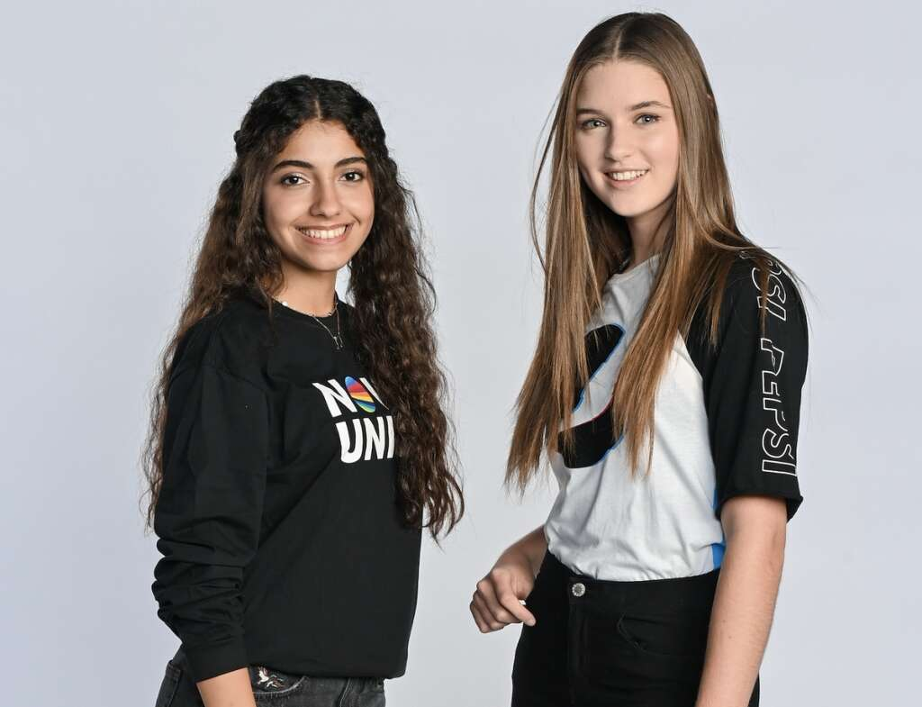 Now United's Nour and Savannah living the pop dream in Dubai (https://images.khaleejtimes.com/storyimage/KT/20200923/ARTICLE/200929509/H4/0/H4-200929509.jpg&MaxW=300&NCS_modified=20200925130617