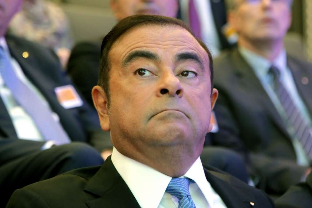 Lebanon, hand over, Ghosn, Japan, Nissan boss, Carlos Ghosn,