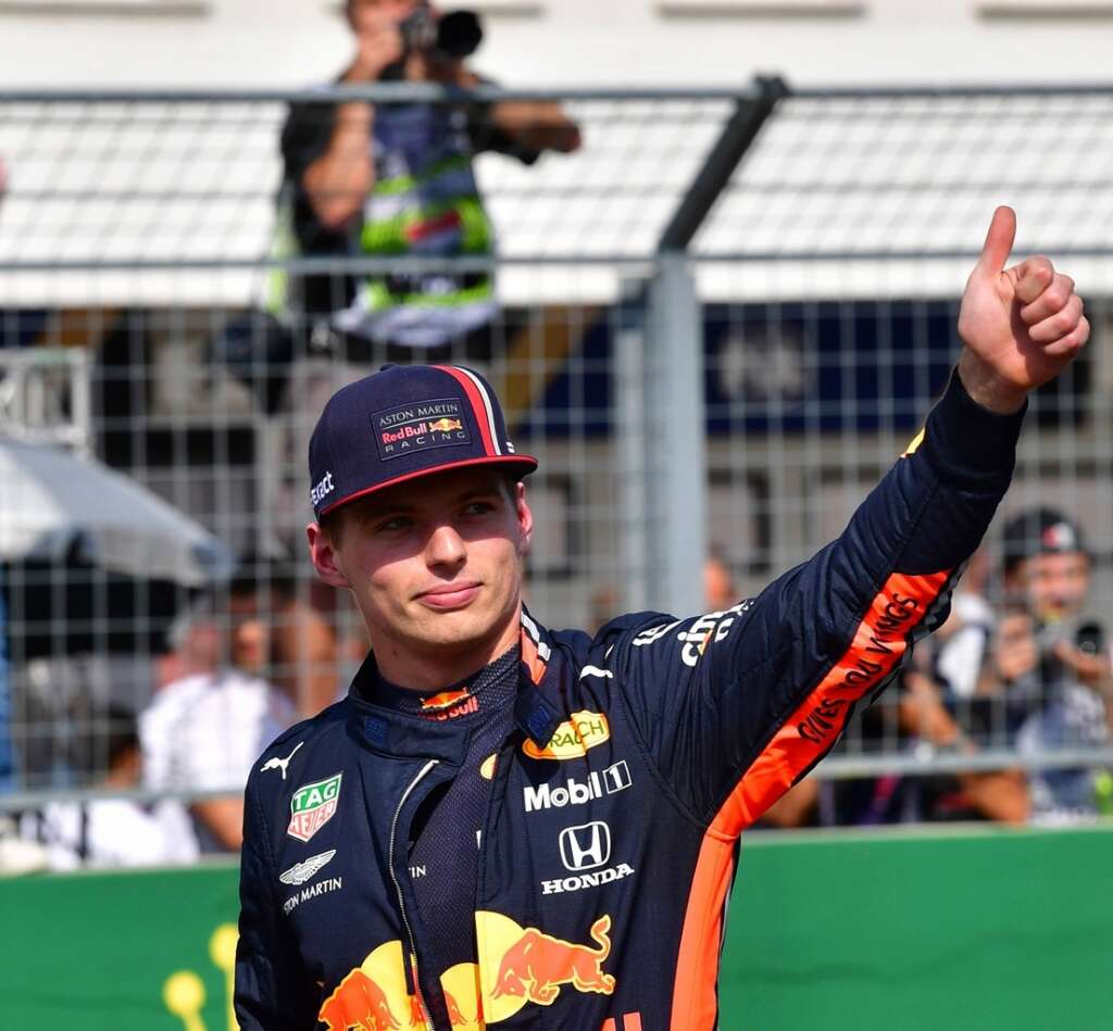 No need for ageing champions, Max is the man for Red Bull