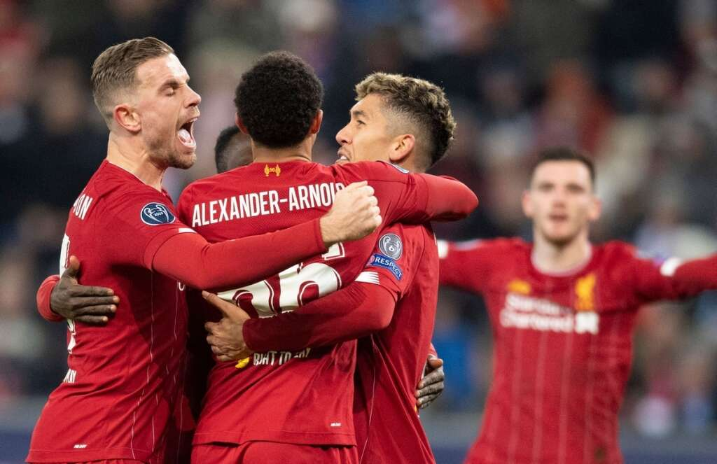 Unstoppable Liverpool look to sign off in style