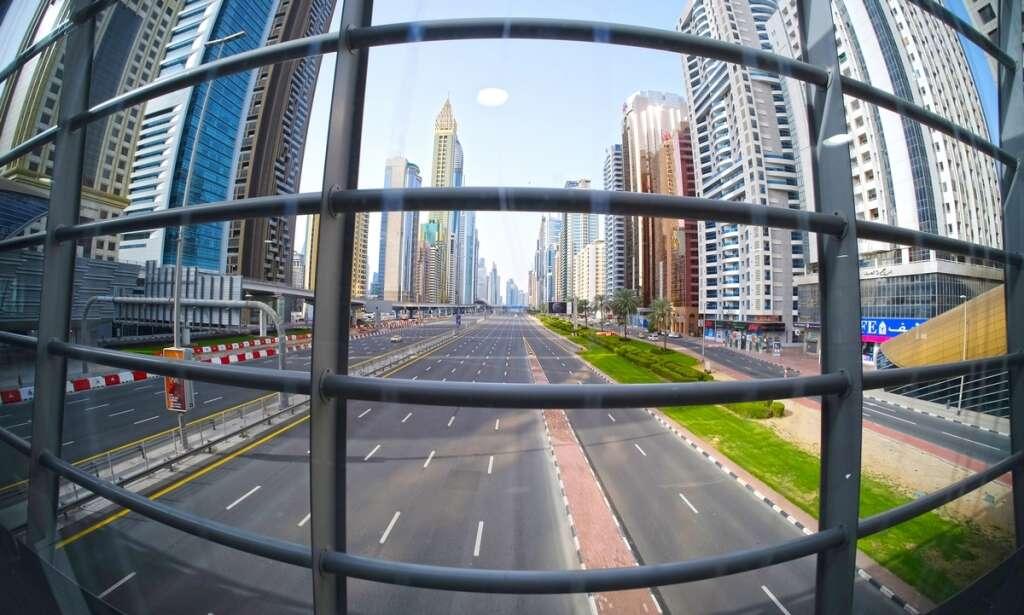 Covid-19, Khaleejtimes, Dubai, UAE, Corona, Pandemic, Road, Traffic, coronavirus, sheikh zayed road