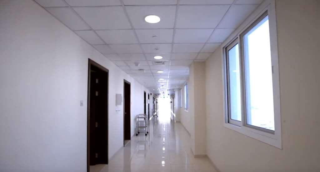 Combating, coronavirus, Covid-19, isolation facility, UAE,