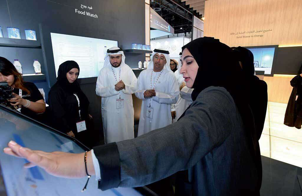 Dubai residents, tourists might be able to scan their food