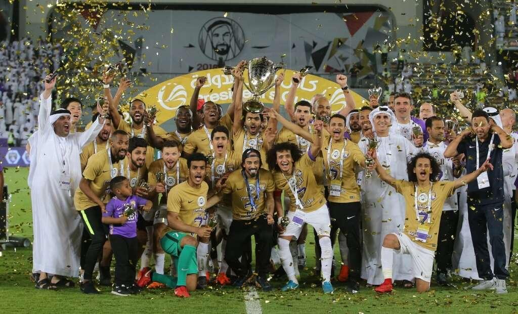 Al Ain beat Al Wasl to lift President's Cup - News | Khaleej