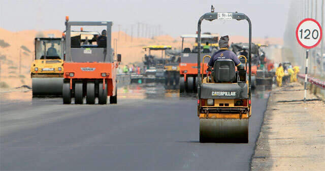 More paved roads for Bedouin areas in RAK