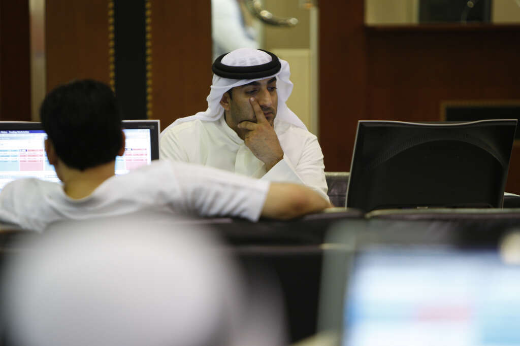 Oil shockwaves hit equities across Gulf bourses