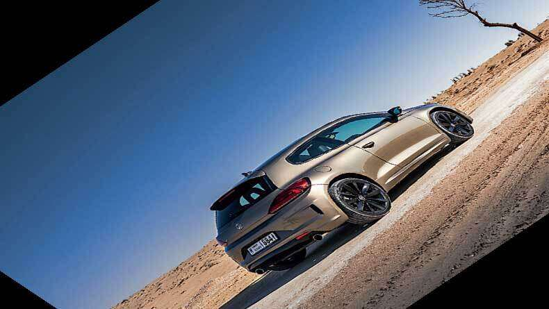 Hatch Attack: R-spec VW Scirocco - News   Khaleej Times