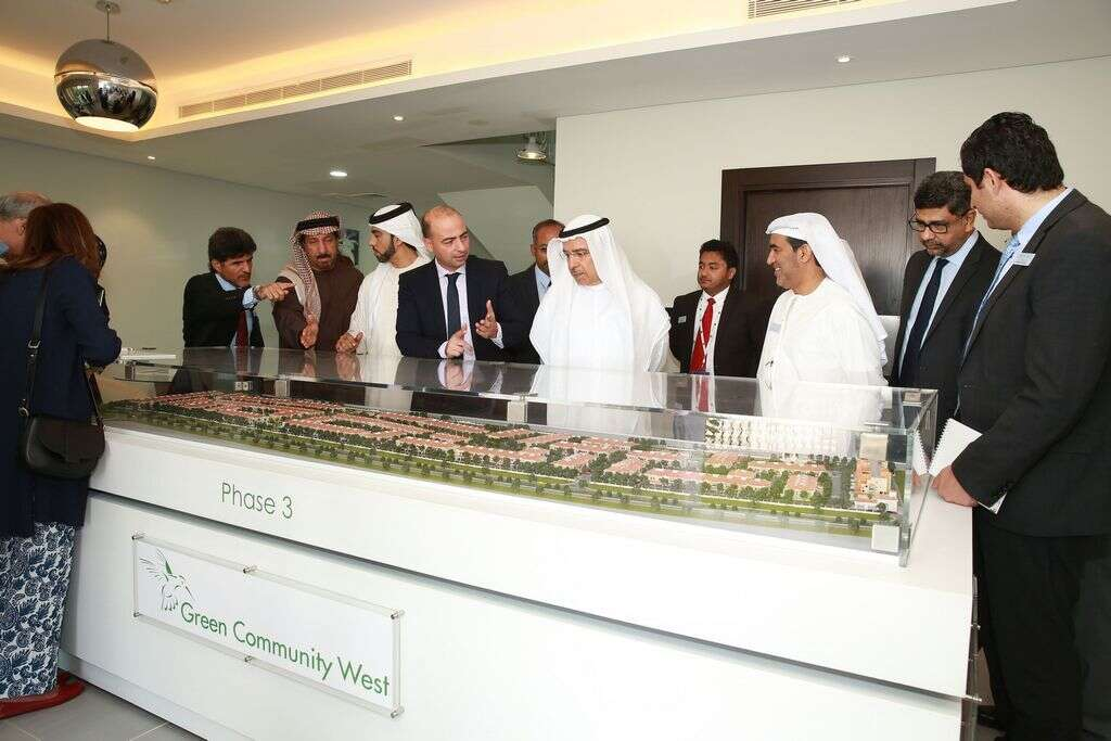 Green Community West DIP to handover townhouses in Q2