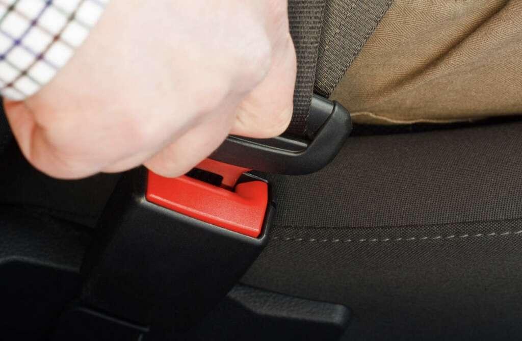 Sharjah, sees, 62%, improvement, seatbelt use