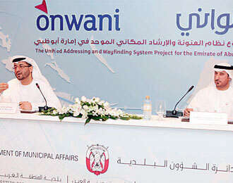 New address system rolls out in Abu Dhabi
