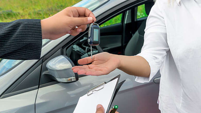 Buying a used car from other emirates? How to transfer