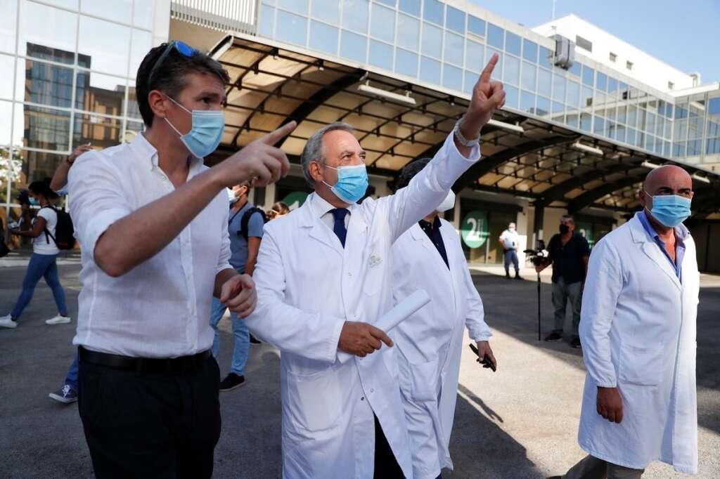 italy, coronavirus, covid-19, vaccine, Lazzaro Spallanzani institute