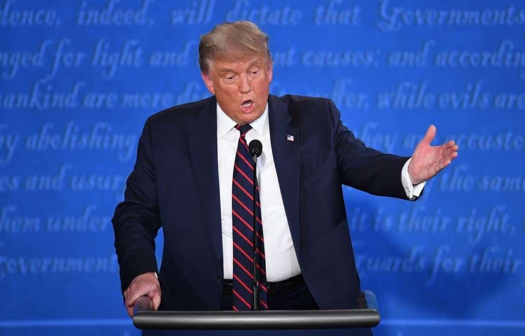 Presidential Debate 2020, coronavirus,  India coronavirus data