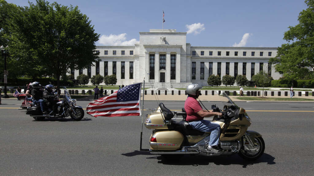 Fed may join ECB in holding rate