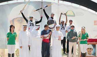 Marri guides Castle Jumeirah to Endurance Cup victory