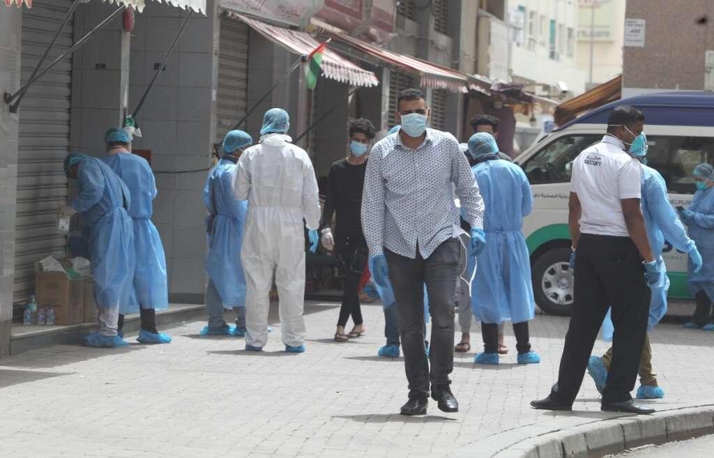 Coronavirus, Covid-19, fines, Dubai, UAE, violations, police,